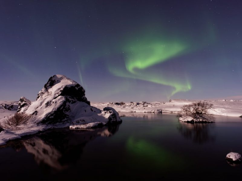 Iceland Is An All Season Tourist Destination