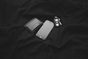 Phone, Wallet, Keys