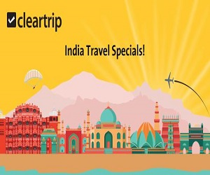 Travel anywhere. Travel everywhere with Cleartrip.com