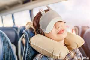 Traveling Items - Neck pillow and Sleeping Eye Cover