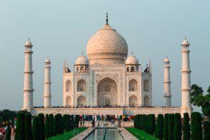 India - The Taj Mahal