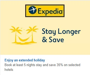 Book your thrill-seeking travel at Expedia