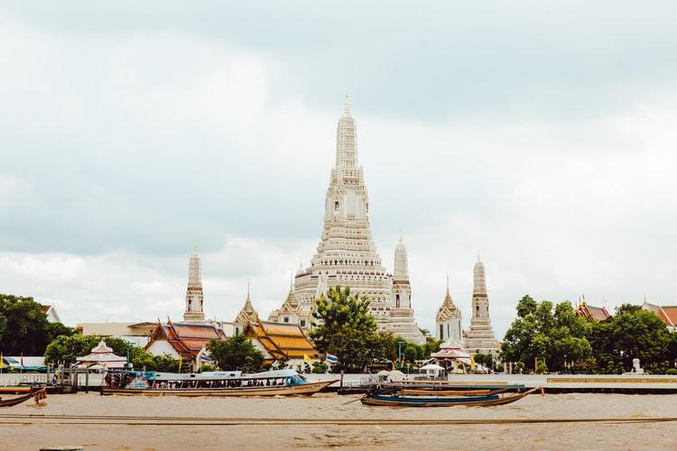 Boat Ride in Chao Phraya River