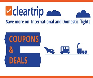 Fly anywhere. Fly everywhere with Cleartrip.com