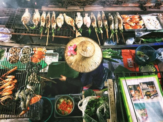 Do the street food tour