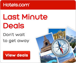 Book your Hotel Reservations only at Hotels.com