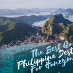 The Best Go-To Philippine Destinations For Honeymooners