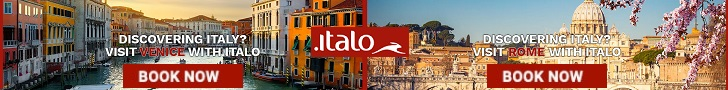 Travel with Italo, making travel a valuable experience for its passengers