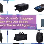 The Best Carry-On Luggage For Men Who Are Ready To Travel The World Again